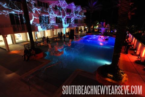 New Years Eve Shelborne South Beach Hotel